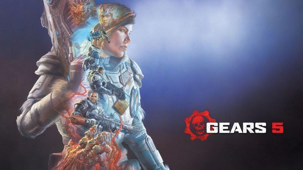 Появились новые подробности о режиме «Эскалация» в Gears5