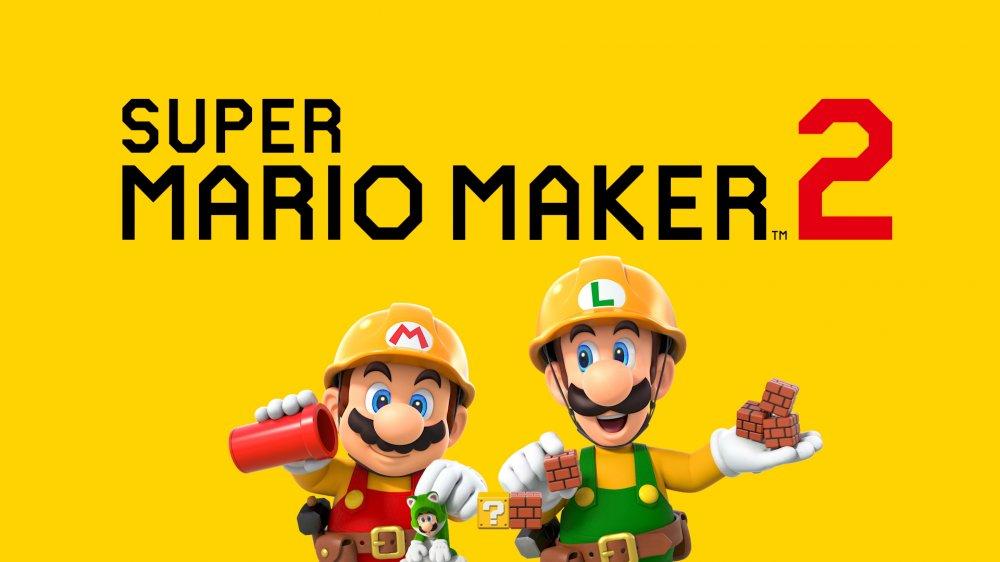 Super Mario Maker2 удерживает лидерство в Англии