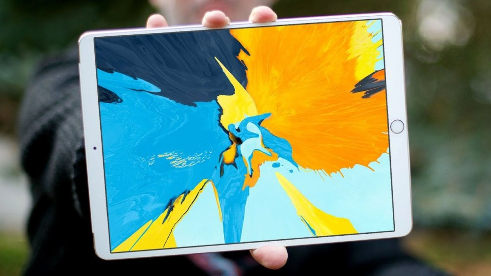 iPad7 начнут производить на днях