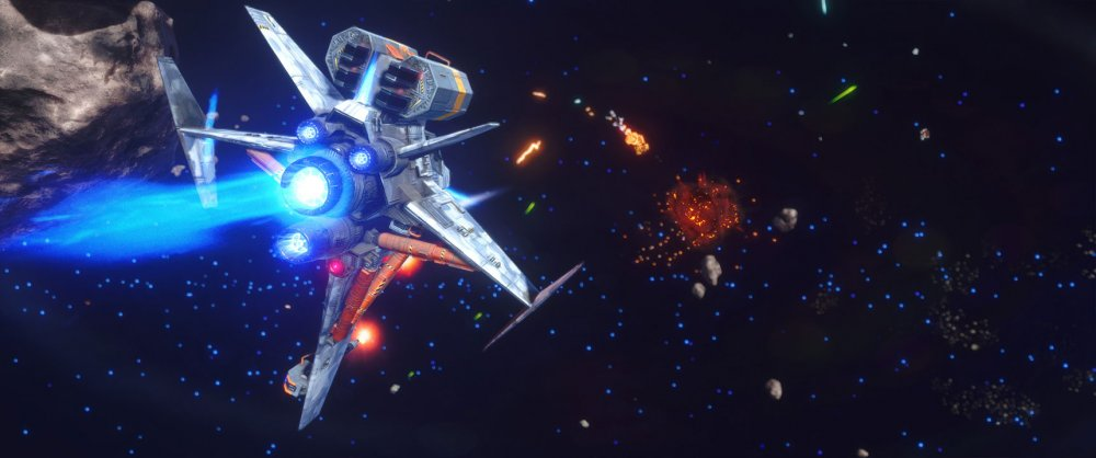 Rebel Galaxy Outlaw обзавелась датой релиза
