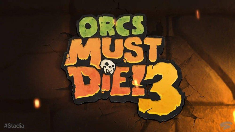 Orcs Must Die! 3 будет временным эксклюзивом Stadia