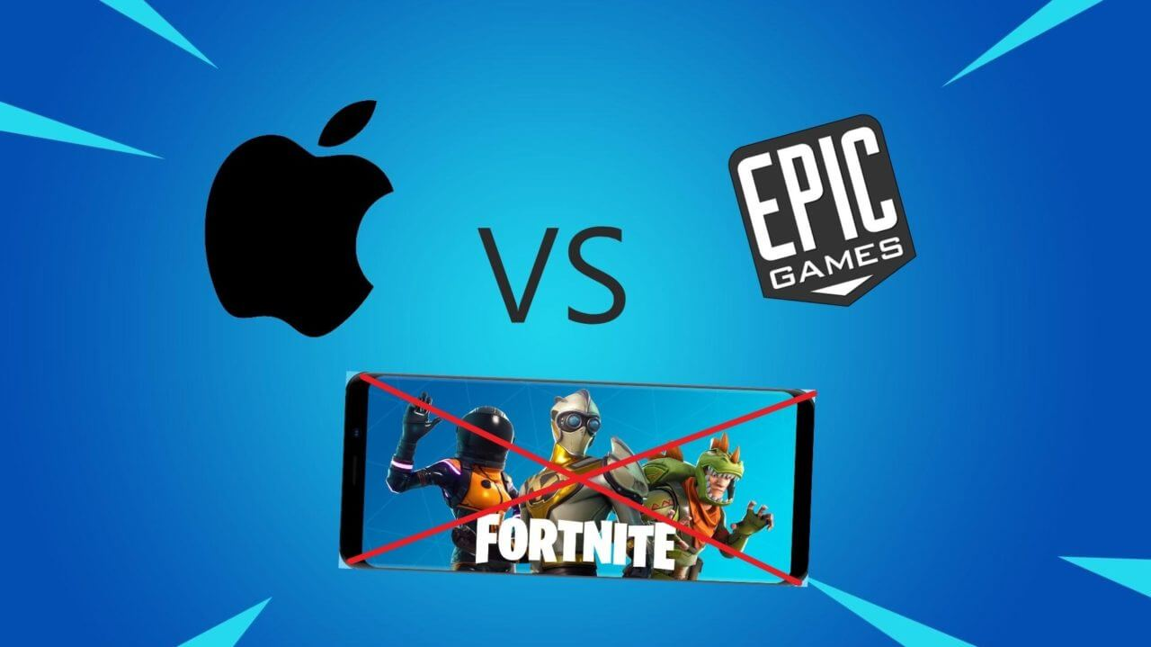 Epic подала в суд на Google из-за того, что Fortnite удалили из Google Play
