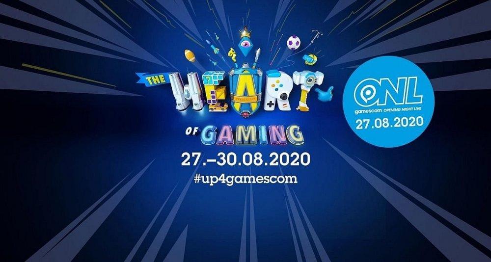 На церемонии открытия gamescom 2020 покажут больше 20 игр