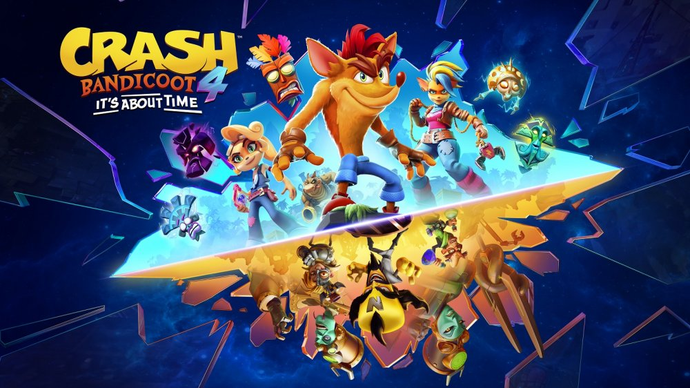 Activision уточнила технические особенности Crash Bandicoot 4: It's About Time на PlayStation 5